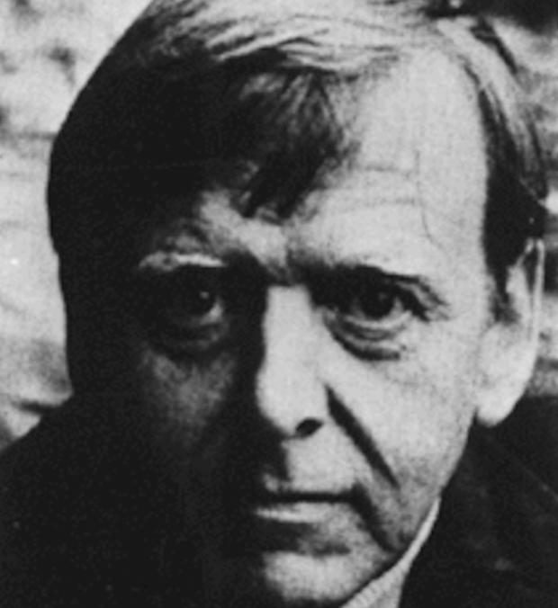 Julian Jaynes. Imagen de Wikipedia.
