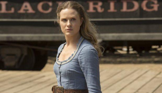 Dolores (Evan Rachel Wood). Imagen de HBO.