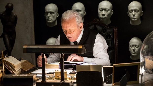 Robert Ford (Anthony Hopkins). Imagen de HBO.