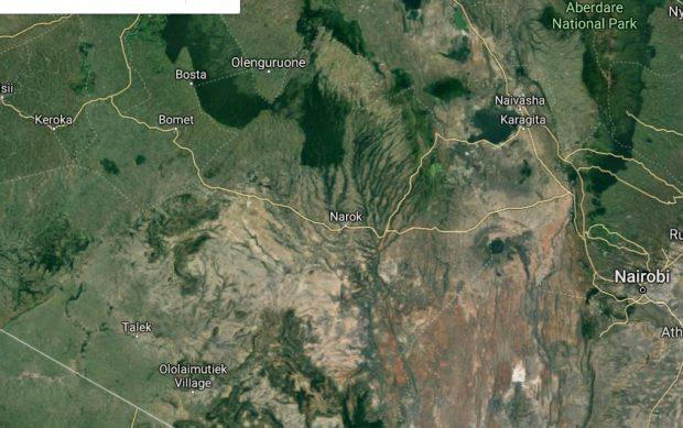 Imagen de Google Maps.