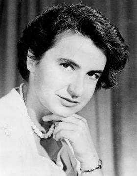 Rosalind Franklin. Imagen de Jewish Chronicle Archive / Heritage-Images / Wikipedia.