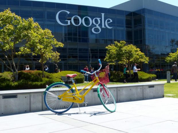 Sede de Google en Silicon Valley. Imagen de pxhere.