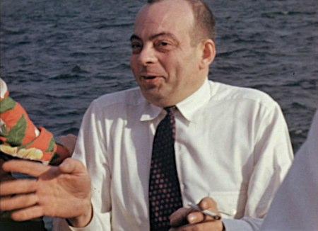 Antoine de Saint-Exupéry, en Canadá en mayo de 1942. Imagen de Wikipedia.