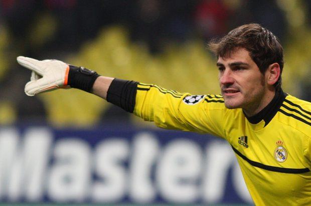 Iker Casillas en 2012. Imagen de Майоров Владимир / Wikipedia.