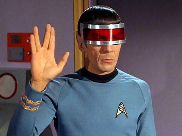 Spock en Star Trek. Imagen de Paramount / CBS.
