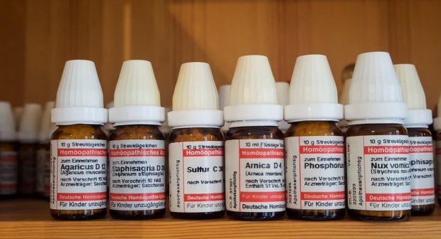 Homeopatía. Imagen de pixabay.