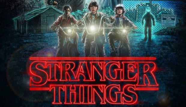 Stranger Things. Imagen de Netflix.