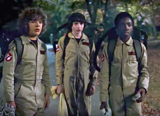 Un fotograma de Stranger Things. Imagen de Netflix.