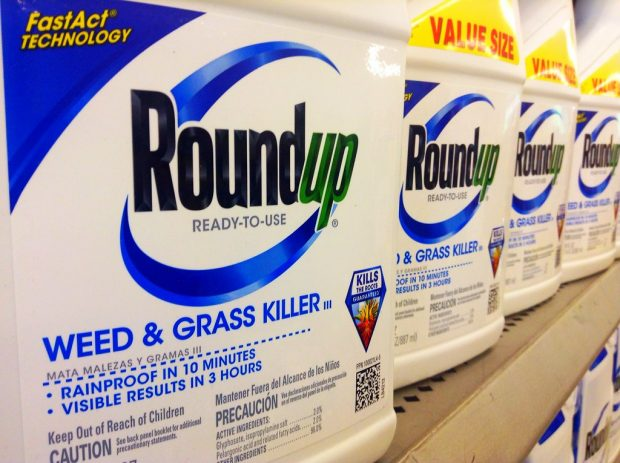 Roundup de Monsanto. Imagen de Mike Mozart / Flickr / CC.