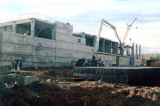 Parte de las instalaciones del complejo nuclear de Mayak, en Rusia. Imagen de Carl Anderson, US Army Corps of Engineers / Wikipedia.