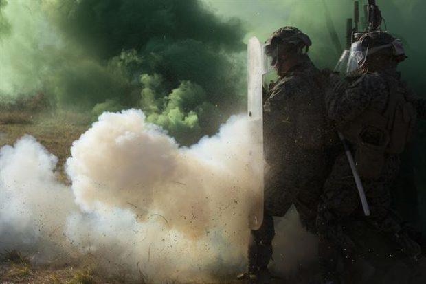 Imagen de US Marine Corps.