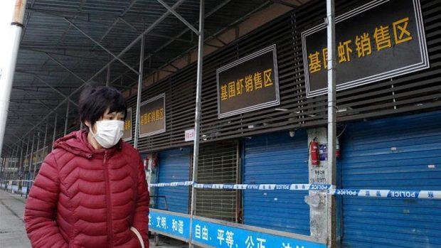 Wuhan, enero de 2020. Imagen de SISTEMA 12 / Wikipedia.