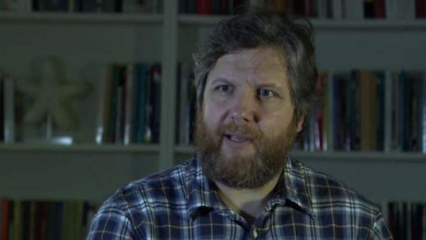 David Gistau. Imagen de YouTube.