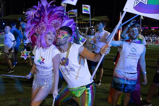 Carnaval en marzo de 2021 en Sídney (Australia). Imagen de Bruce Baker from Sydney, Australia / Wikipedia.