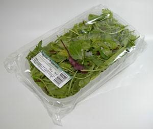 Ensalada empaquetada en un envase activo/Wikipedia