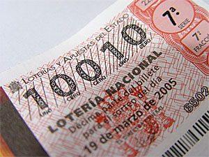 Billete de lotería nacional/ Álvaro Ibañez vía Flickr