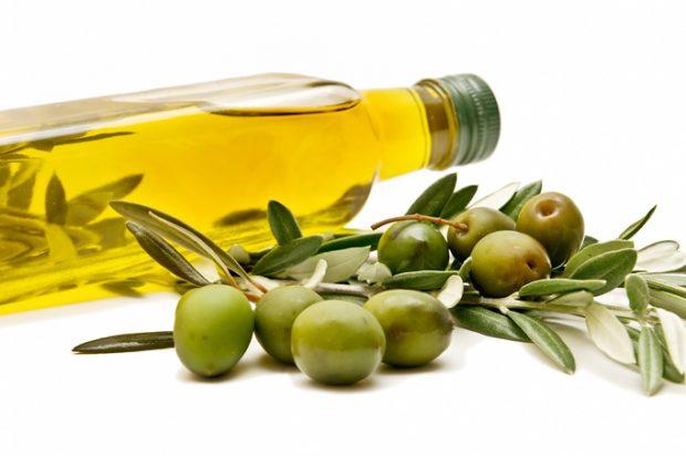 Aceite de oliva virgen extra. / USDA vía Flickr