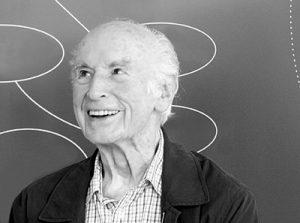 El Dr. Albert Hofmann en 2006, con 100 años. // Stepan vía Wikipedia