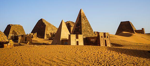 Pirámides de Kush