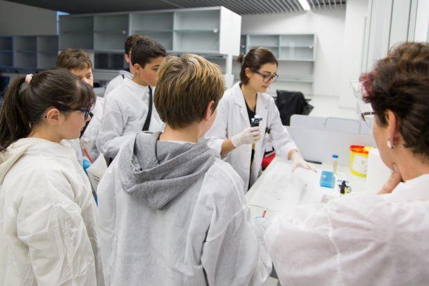 SCT 2019 en el Instituto de Biologia Funcional y Genomica de Salamanca