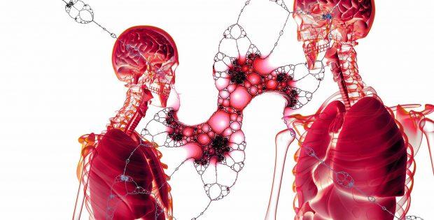 Considerado como holobionte, el ser humano es un ecosistema formado por millones de microorganismos, entre los cuales se da una relación simbiótica. / Gerd Altmann - Pixabay