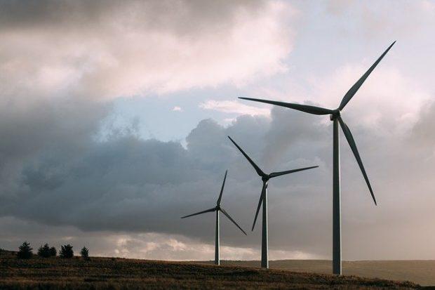 eneergía eólica