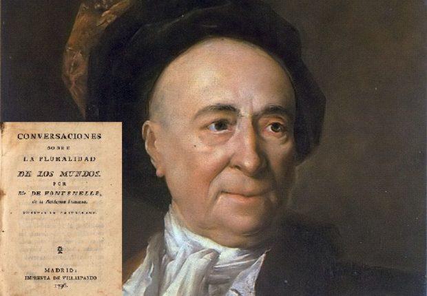 Bernard Le Bovier de Fontanelle y la versión en español de su libro 'Conversaciones sobre la pluralidad de los mundos' (1796)