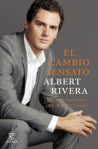 'El Cambio Sensato', de Albert Rivera.