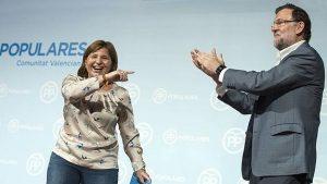 Rajoy aplaude a Bonig