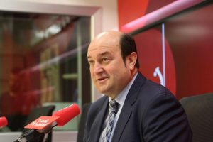 Ortuzar, presidente del PNV