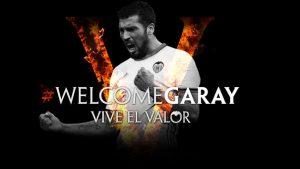 Garay, fichado por el Valencia