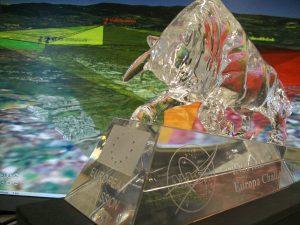 Premio de la NASA a una entidad española