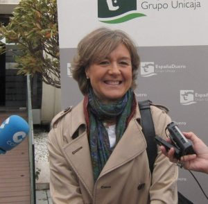 La ministra García-Tejerina