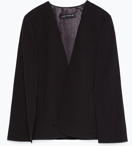 Aquí la prenda en cuestión: disponible a 59,90 euros en Zara