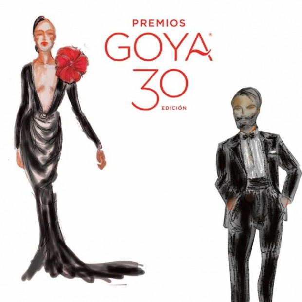 Los Goya cumplen tres décadas, el seis de febrero