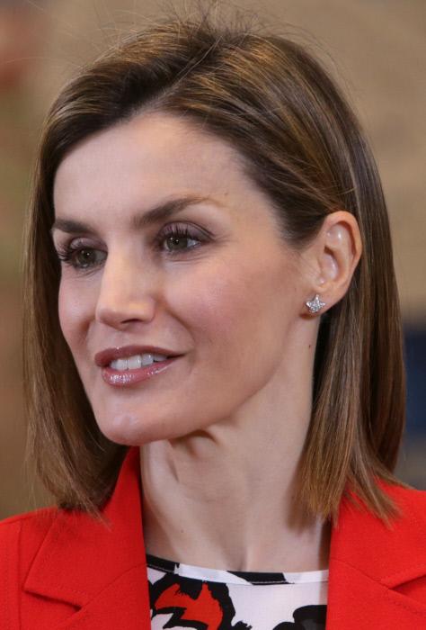 ¿ Consigue La Reina que desaparezcan sus arrugas con cosmética orgánica?