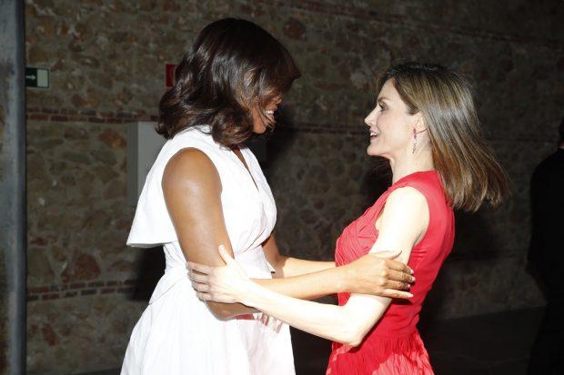 Dos mujeres muy diferentes y dos modelos muy dispares: Letizia y Michelle Obama