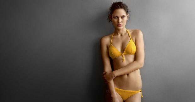 bikini modelo