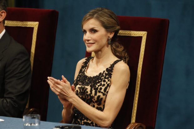 Spanish Queen Letizia Ortiz during the delivery of the Princess of Asturias Awards 2016 in Oviedo, on Friday 21rd October 2016.