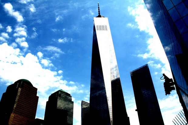 One World Trade Center / propia, 2015