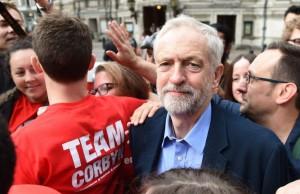 Jeremy Corbyn en una imagen de archivo (EFE).