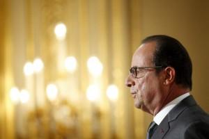 """Hollande, tras los atentados de París: """"Francia está en guerra"""" / YOAN VALAT - EFE"""