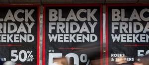 Llega el fin de semana del Black Firday, que marca el inicio de la campaña de Navidad / Forbes