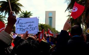 Los tunecinos consiguieron iniciar un período de transición democrática / Amine GHRABI - FLICKR