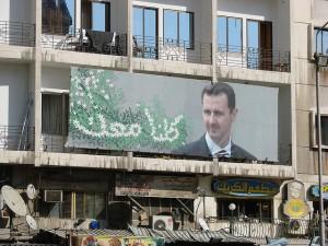 Bachar Al Asad respondió a las revueltas en Siria con una represión sin precedentes / FLICKR