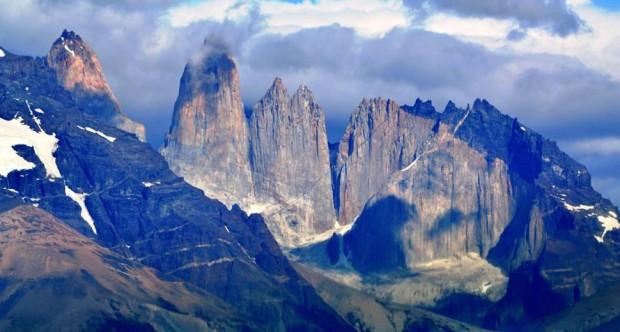 Torres del Paine. Foto: Ministerio de Agricultura de Chile.