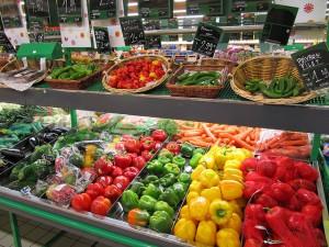 Un supermercado francés. François Schnell/Flickr