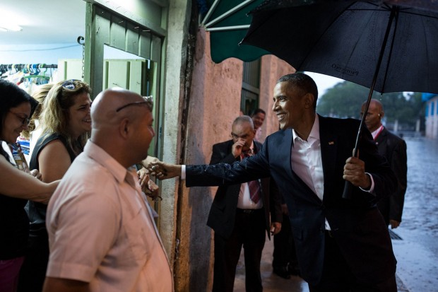 Barack Obama - Havana /IIP Photo Archive