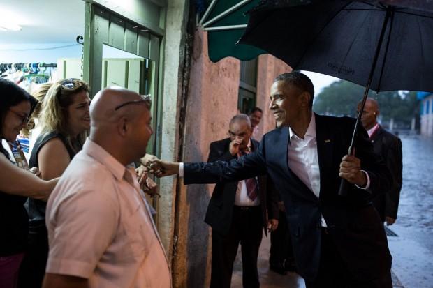 Barack Obama - Havana /IIP Photo Archive