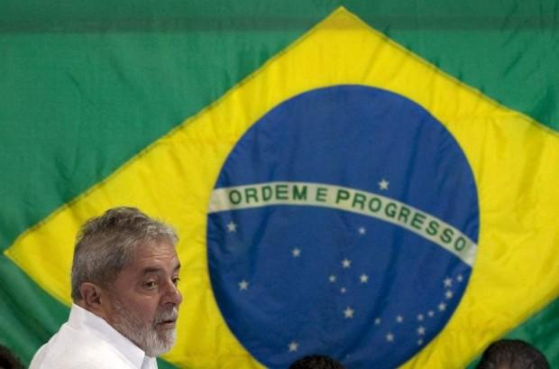 El expresidente Lula Da Silva. Fuente: Archivo 20 Minutos.